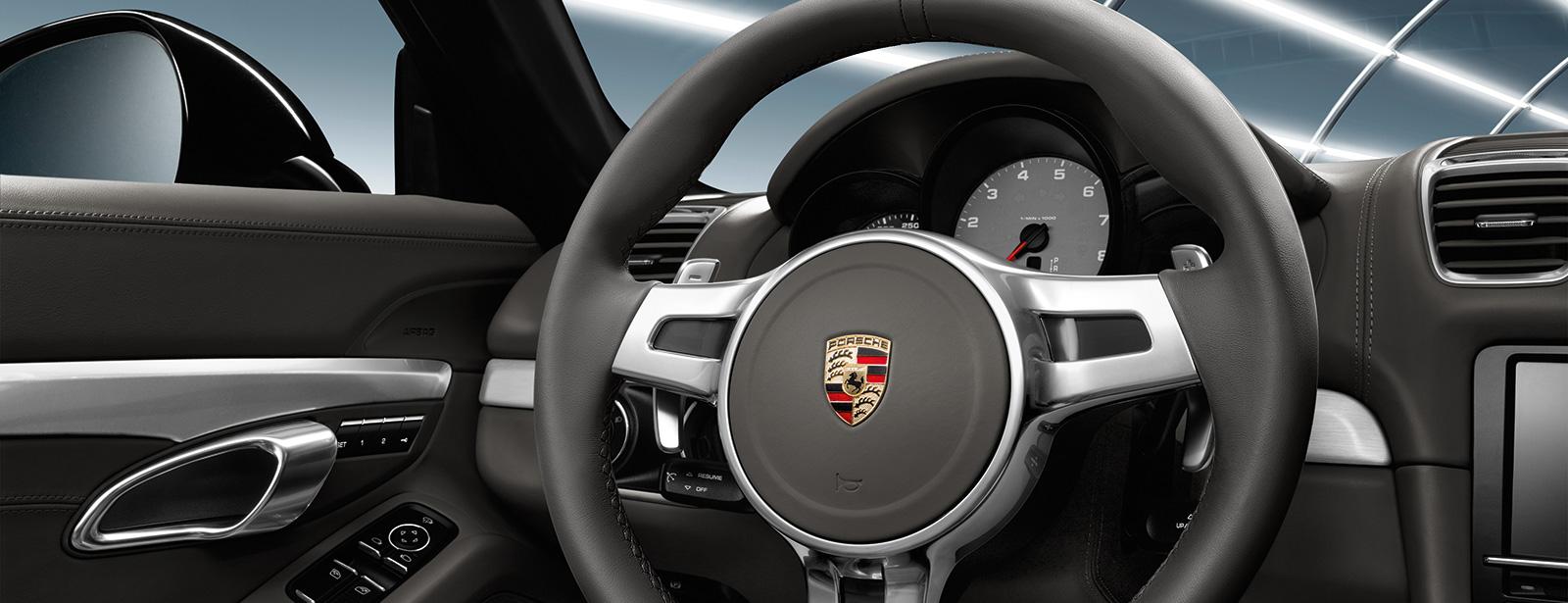 Porsche Zentrum Soest 187 Nachr 252 Stung Pdk Lenkrad Mit