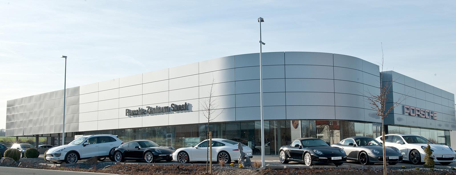 Porsche Centre Soest